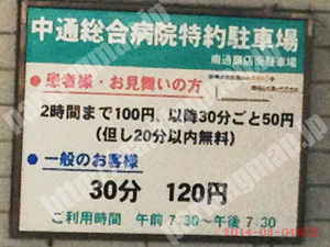 秋田097:南通商店街駐車場_01