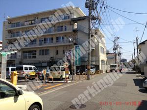 秋田101:中通総合病院築地駐車場_03