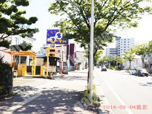 秋田108:一番町駐車場_02