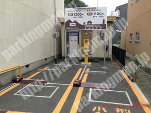 南097:TOMOパーキング西九条藤ノ木町_02
