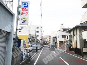 松山310:ワンちゃんマークの100円パーク 堀北パーク_04