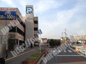 奈良190:サンワシティ西大寺駐車場_05