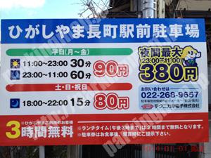 太白033:テクニカルパークひがしやま長町駅前駐車場_01